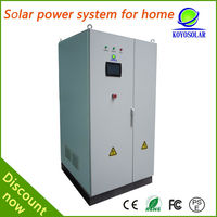 1KW to 10KW home use off grid solar system fit for area with power Interruption