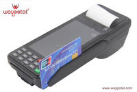 Android POS Terminal with Thermal Printer, RFID Reader, Credit Card Reader pos terminal with card reader sdk file provide free