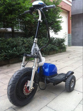 Wuxing 3 wheel Electric Scooter 1000W with Hydraulic Disc brake, ES-064