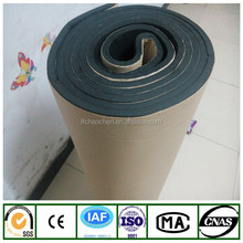 Rubber and plastic heat shield