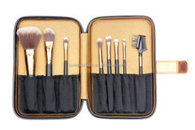 Wholesale Makeup Accessories 8pcs Cosmetic Brush Set for Skin Care