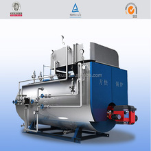 Natural gas steam boiler and oil low pressure steam boiler for dryer