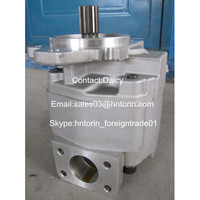 OEM gear pump manufacturing,hydraulic pump 705-12-44010 for Bulldozer D75S-3 D75S-5