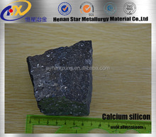 Calcium silicon alloy with factory price provided