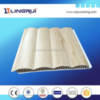 WAVE LAMINATION ROOFING PANEL PVC, CHEAP PVC CEILING BOARD