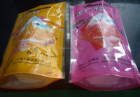 resealable vacuum beef jerky packaging bags, stand up beef jerky bag