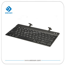 "Universal bluetooth keyboard with stand to hold 7""-12"" tablet"