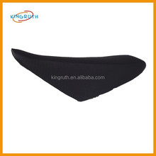 Made china hot sale black motorcycle seat fit CRF70