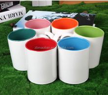 factory price wholesale 11oz sublimation mugs , promotion mugs for sublimation