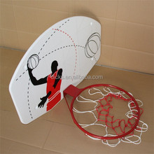 Hanging on the Door Mini Basketball Backboard Hoop For Kids