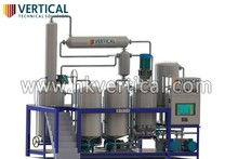 VTS-PP Waste Tire Pyrolysis Oil System Oil Recovery Machine