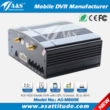 Grabador DVR Movil H.264