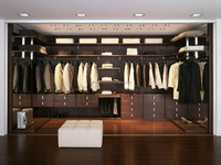 Walk In Closet Modular Bedroom Furniture