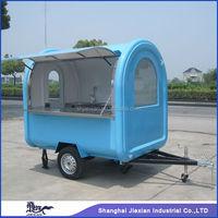 2015 Shanghai JX-FR220B .Special mobile restaurant food cart for sale