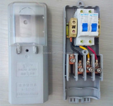Outdoor Electrical Power Distribution Box for Street Lamp