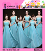 Wedding Dress Factory Hot Selling High-end Dress Keep Stock Show Thin Ladies Bridesmaid Dresses