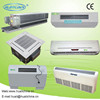 Concealed fan coil unit within air return box, ducted fan coil air conditioner