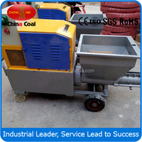 GLP-2A Small Size Flexible Mobile Mortar Grouting Machine