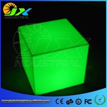 Unique Led Cube Chair/Waterproof Led Ice Cube Lighting/Flashing Led Ice Cube With Light