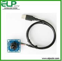 HD 1080P MJPEG 2.0 Megapixel cmos USB cctv security surveillance board camera printed circuit color board ELP-USBFHD01M-L36