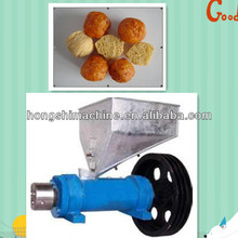 popular delicious automatic puffed rice ball making machine