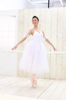 Professional ballet basic romantic tutu dress
