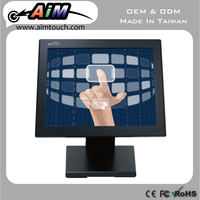 12.1 inch Resisitive Desktop Gaming digitizer touch lcd screen 800x600 Touch Screen Monitor