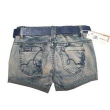 Gzy ladies ' denim jeans pantalones cortos para el verano cortos baratos