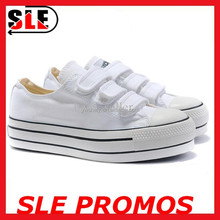 Custom Brand Fashion Woman Shoes Thick Bottom Sneakers Woman Plimsolls 2015