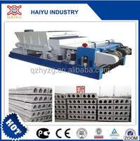 Prestressed concrete hollow core slab production line machine