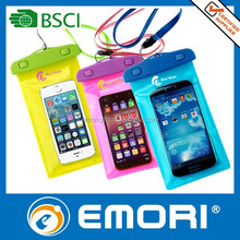 mobile phone waterproof bag