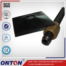 ONTON self drilling arch square plate