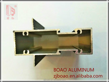 Cheap 6000 Grades thermal break aluminum alloy extrution use for windows &doors