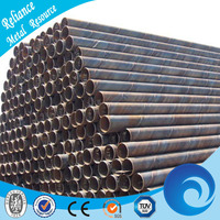 SPIRAL UNIT WEIGHT ERW STEEL PIPE