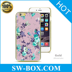 Hot selling custom cover for iPhone 6 plus DIY custom case