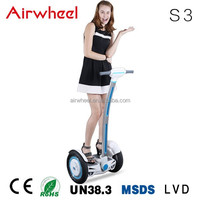 Airwheel S3 self-balancing 1000w electric unicycle
