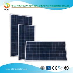 Import solar panels from China