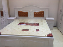 white colour bedroom furniture designs/wardrobe/dressing table