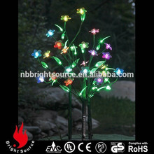 popular new style christmas cherry blossom ornament tree lighting