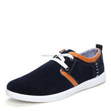 2015 new design low cut lace up men casual shoes Paypal accepted Guangzhou China
