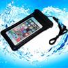 Shower waterproof bag waterproof phone bag hot selling Mobile phone pvc waterproof bag