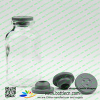 chlorobutyl bromobutyl 20mm butyl rubber stopper cap for injection vial