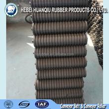 108mm belt conveyor steel supporting idler for hanging conveyor system