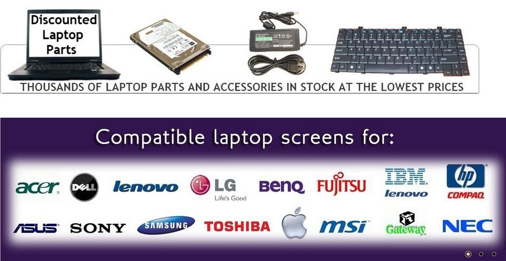 Máy tính xách tay màn hình LCD B156XW03 LP156WH3-TLA1 LTN156AT20 N156B6-L0D B156XW04