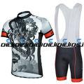 2014 cheji hombres coolmax ciclismo desgaste de tela de buena calidad al por mayor puede personalizado