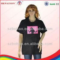 WS-18 2013 New Design EL T-shirt