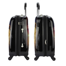 Hot Sale High Quality Fashion Aluminum Suitcase, ABS trolley luggage set