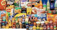 Fast Moving Consumer Goods (FMCG) Food Products with Catalogue
