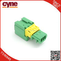AMP PBT 3 Pin connector for automotive DJ98077