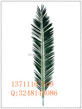 Shengyuan artificial date palm tree leaves /fake leaves /artificial palm leaves for decoration